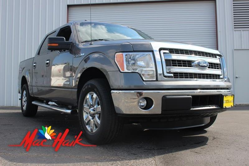 2014 Ford F-150 for sale at Mac Haik Auto Direct in Houston TX
