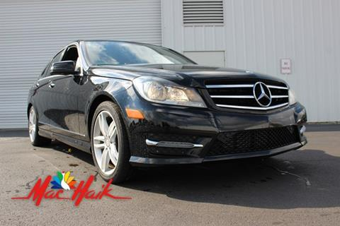 2014 Mercedes-Benz C-Class for sale at Mac Haik Auto Direct in Houston TX