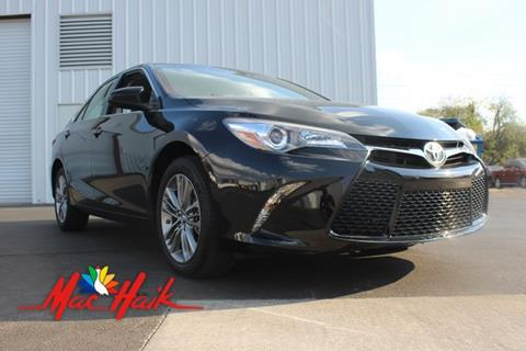 2017 Toyota Camry for sale at Mac Haik Auto Direct in Houston TX
