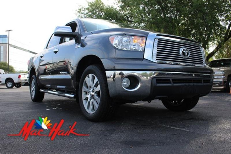 2013 Toyota Tundra for sale at Mac Haik Auto Direct in Houston TX