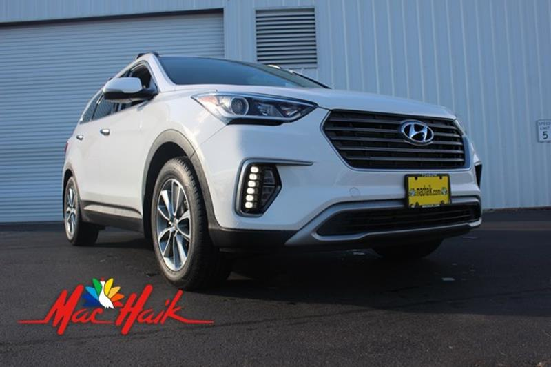 2017 Hyundai Santa Fe for sale at Mac Haik Auto Direct in Houston TX