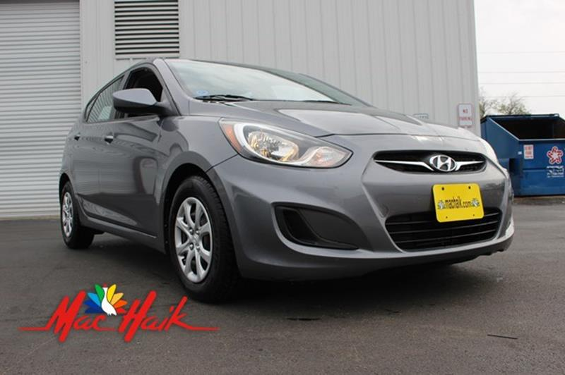 2014 Hyundai Accent for sale at Mac Haik Auto Direct in Houston TX