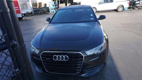 Audi A6 For Sale In Houston Tx Mac Haik Pre Owned