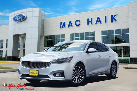 2018 Kia Cadenza for sale in Houston, TX