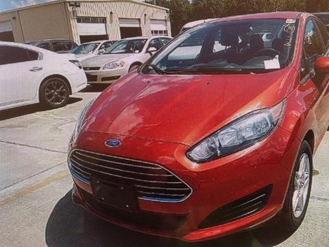 2018 Ford Fiesta for sale in Houston, TX