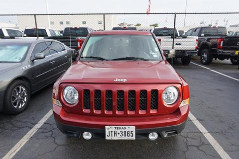 2016 Jeep Patriot for sale in Houston, TX