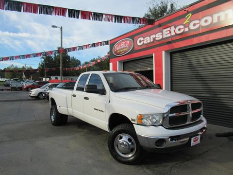 2004 Dodge Ram Pickup 3500 for sale in Knoxville, TN