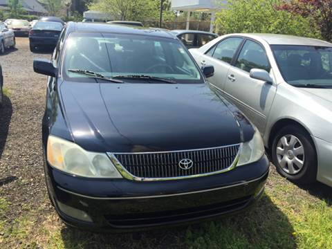 2000 Toyota Avalon for sale in Indian Head, MD