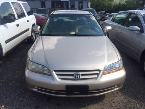 2001 Honda Accord for sale in Indian Head, MD