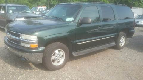2002 Chevrolet Suburban for sale in Indian Head, MD