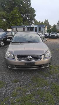 2005 Nissan Altima for sale in Indian Head, MD