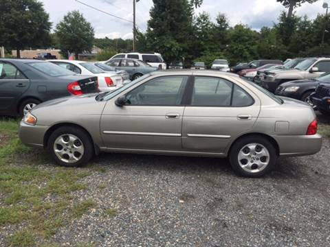 2006 Nissan Sentra for sale in Indian Head, MD
