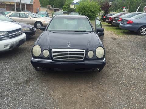 1998 Mercedes-Benz E-Class for sale in Indian Head, MD