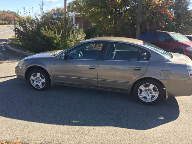 2003 Nissan Altima 2.5 S 4dr Sedan   Indian Head MD