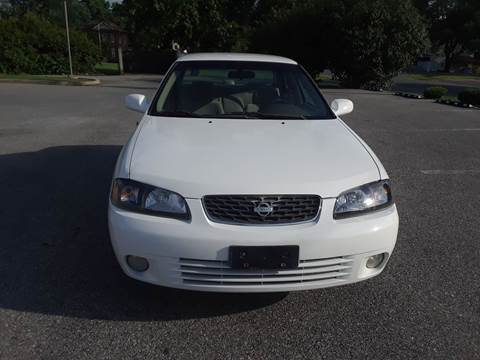 2002 Nissan Sentra for sale in Indian Head, MD