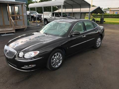 2008 Buick LaCrosse for sale at Texas 1 Auto Finance in Kemah TX