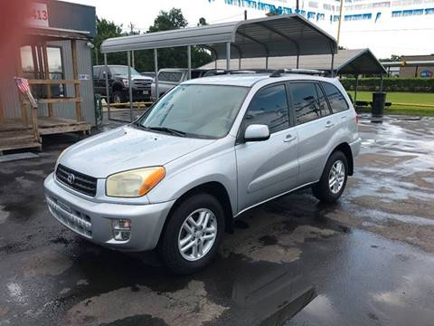 2003 Toyota RAV4 for sale at Texas 1 Auto Finance in Kemah TX