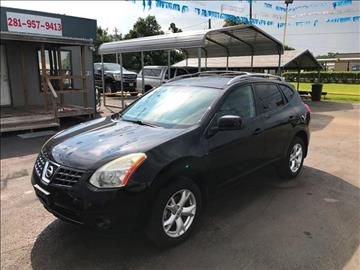 2009 Nissan Rogue for sale at Texas 1 Auto Finance in Kemah TX