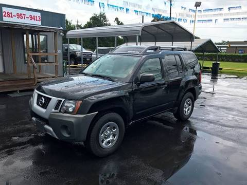 2010 Nissan Xterra for sale at Texas 1 Auto Finance in Kemah TX