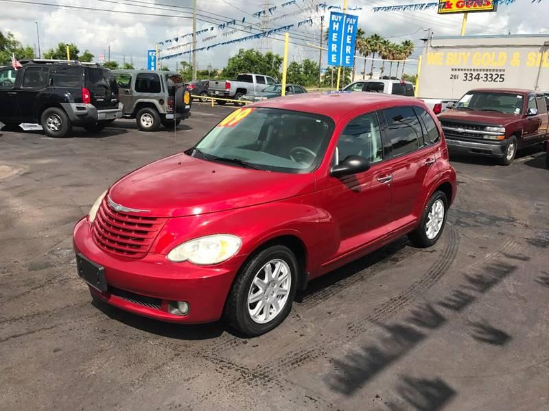 2009 Chrysler PT Cruiser for sale at Texas 1 Auto Finance in Kemah TX