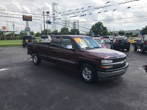 2002 Chevrolet Silverado 1500 for sale at Texas 1 Auto Finance in Kemah TX