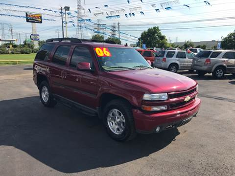 2006 Chevrolet Tahoe for sale at Texas 1 Auto Finance in Kemah TX