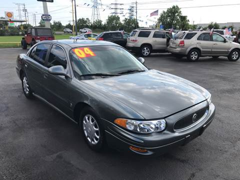 2004 Buick LeSabre for sale at Texas 1 Auto Finance in Kemah TX