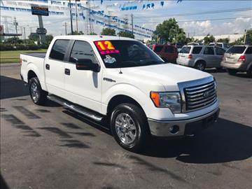 2012 Ford F-150 for sale at Texas 1 Auto Finance in Kemah TX