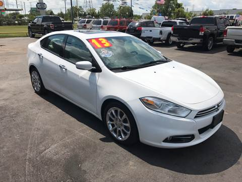 2013 Dodge Dart for sale at Texas 1 Auto Finance in Kemah TX