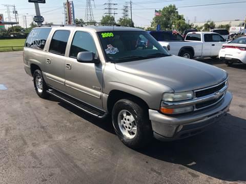 2000 Chevrolet Suburban for sale in Kemah, TX