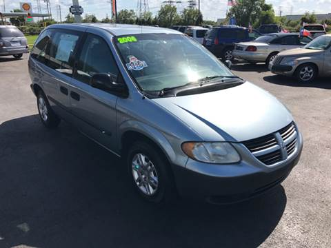 2006 Dodge Caravan for sale at Texas 1 Auto Finance in Kemah TX