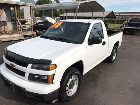 2012 Chevrolet Colorado for sale in Kemah, TX