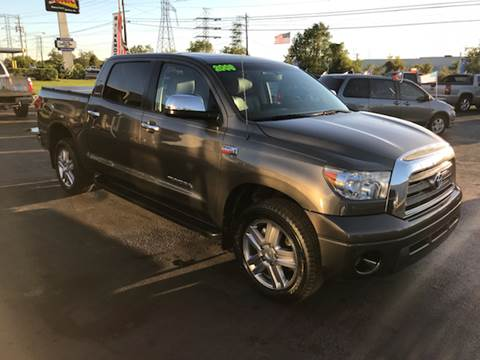 2008 Toyota Tundra for sale at Texas 1 Auto Finance in Kemah TX