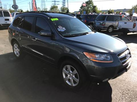2009 Hyundai Santa Fe for sale at Texas 1 Auto Finance in Kemah TX