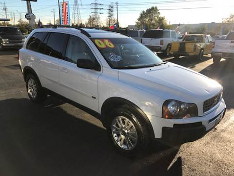 2006 Volvo XC90 for sale at Texas 1 Auto Finance in Kemah TX