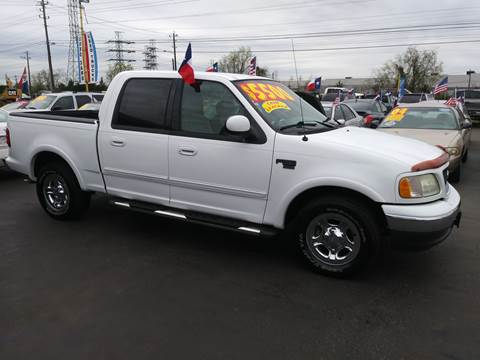 2003 Ford F150 For Sale >> 2003 Ford F 150 For Sale In Kemah Tx