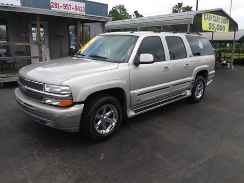 2004 Chevrolet Suburban for sale in Kemah, TX