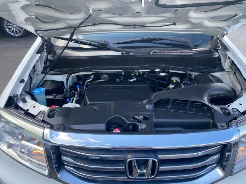 2012 Honda Pilot 4x4 EX-L 4dr SUV w/DVD - Kemah TX