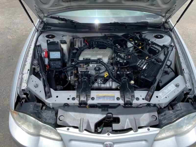 2004 Chevrolet Monte Carlo LS 2dr Coupe - Kemah TX