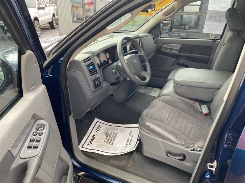 2008 Dodge Ram Pickup 1500 ST 4dr Quad Cab SB RWD - Kemah TX