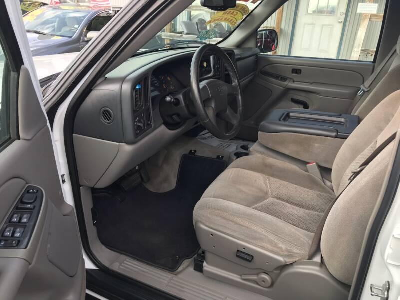 2004 Chevrolet Suburban 1500 LS 4dr SUV - Kemah TX