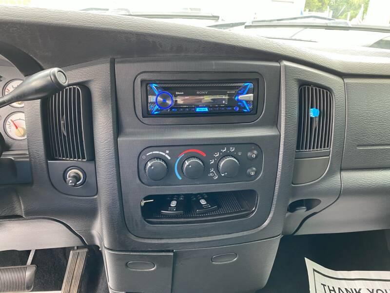 2004 Dodge Ram Pickup 1500 4dr Quad Cab SLT Rwd SB - Kemah TX