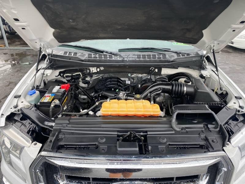 2015 Ford F-150 4x2 XLT 4dr SuperCrew 5.5 ft. SB - Kemah TX