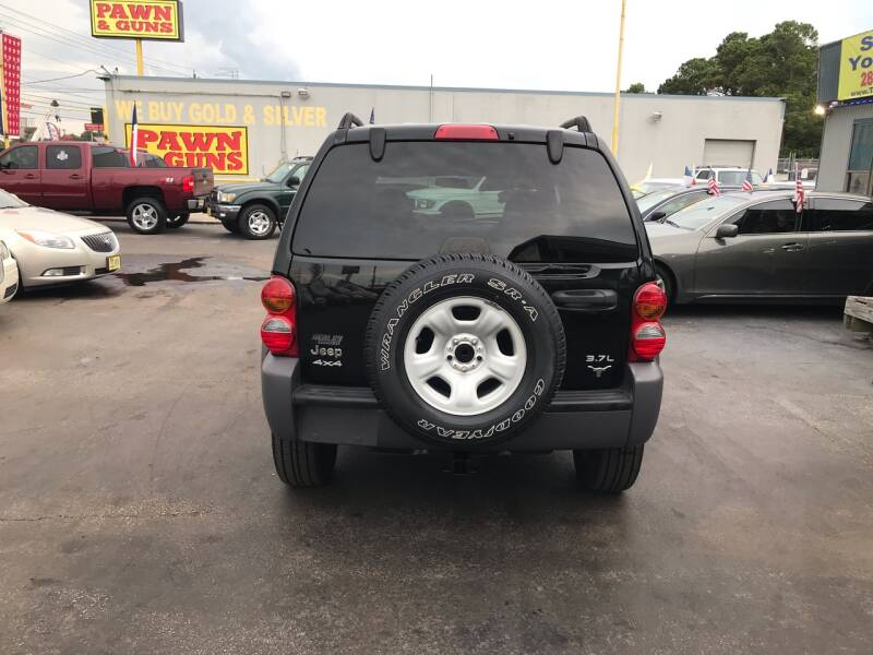 2004 Jeep Liberty 4dr Sport 4WD SUV - Kemah TX