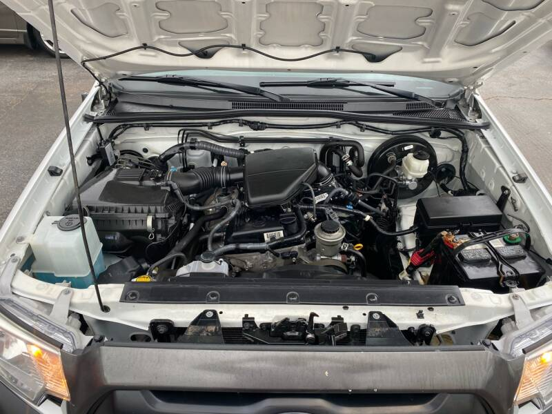 2014 Toyota Tacoma 4x2 2dr Regular Cab 6.1 ft SB 4A - Kemah TX