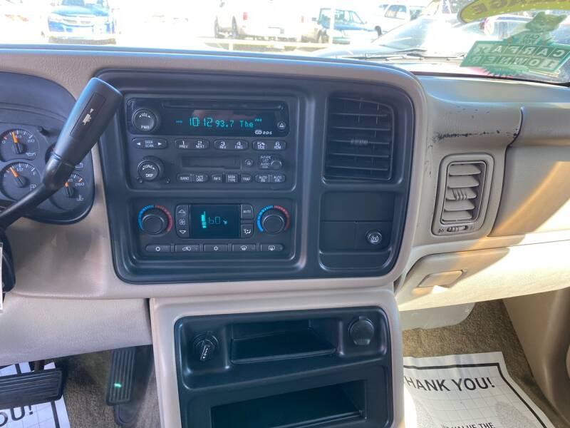 2003 GMC Yukon SLE 4dr SUV - Kemah TX