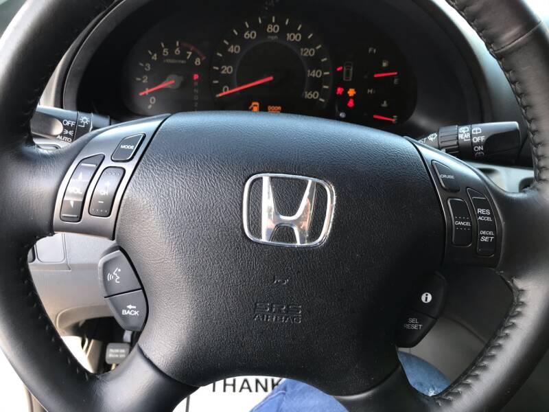 2007 Honda Odyssey Touring 4dr Mini-Van w/DVD and Navi - Kemah TX
