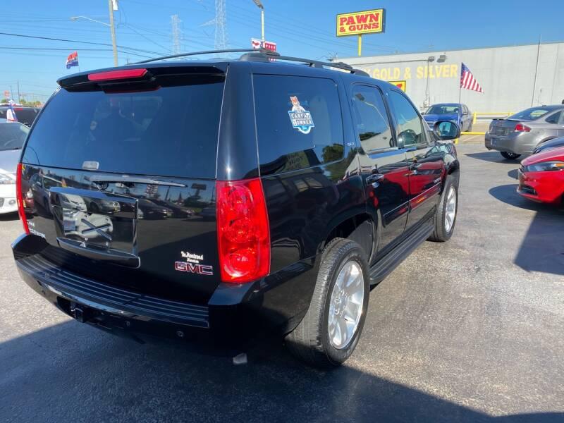 2009 GMC Yukon 4x2 SLT 4dr SUV w/ 4SA - Kemah TX
