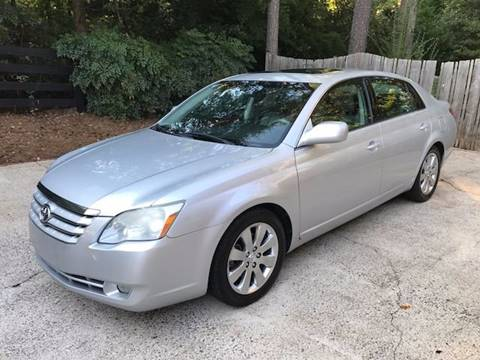 2007 Toyota Avalon for sale in Norcross GA