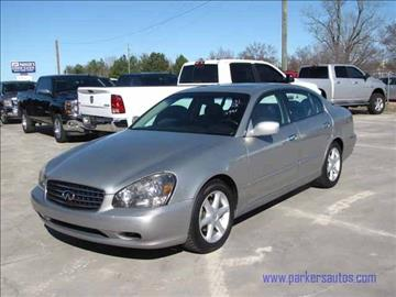 2003 Infiniti Q45 for sale in Blenheim, SC